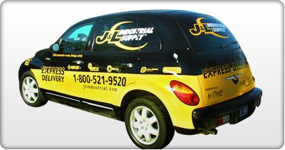 Car and Truck Wraps - Upper Level Graphics - car_1